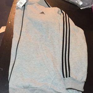 Adidas full zip fleece lined jacket Men's 3xl